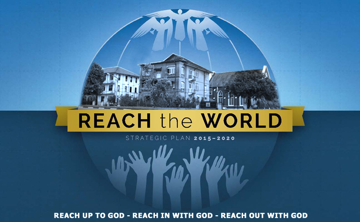 REACH the WORLD